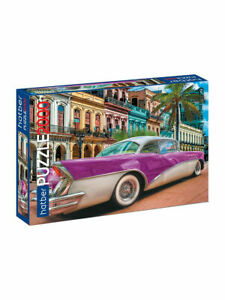 Puzzle Retro-car 2000 pcs