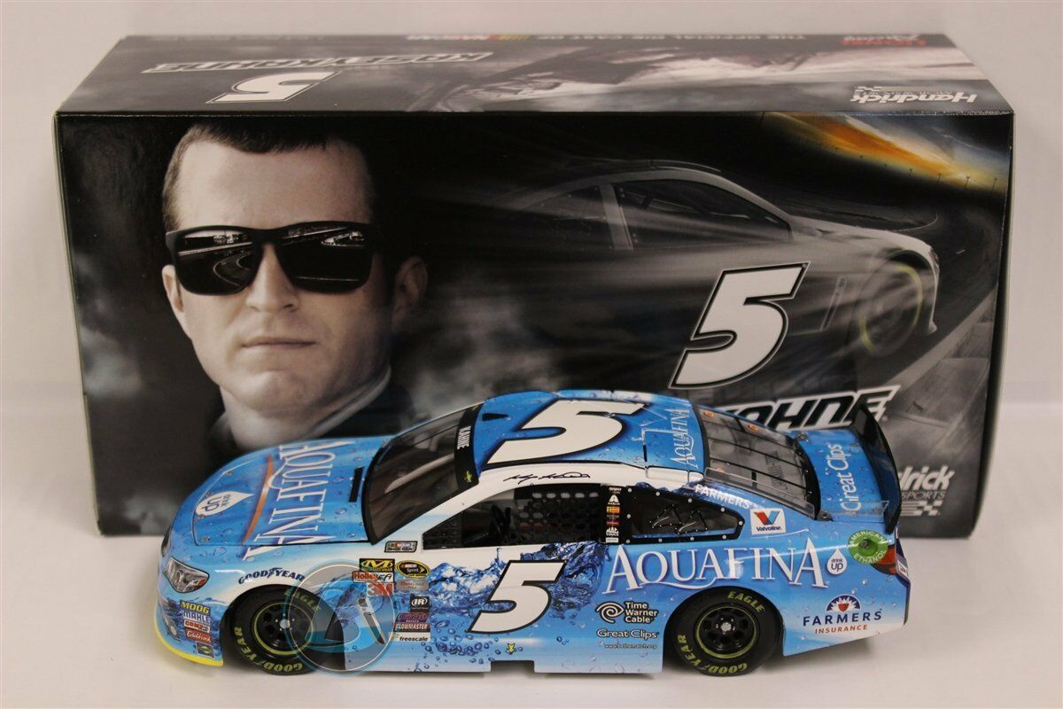 Kasey Kahne 2015 Aquafina 1 24 Nasvoiture Moulage  sous Pression 1 Of 493 Made  bon prix
