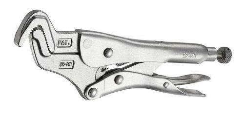 Franklin Gear F 9 inch Grip Jaw Parrot Nose Locking Pliers GFG9P