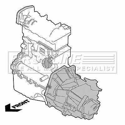 FIRSTLINE FEM4355 ENGINE MOUNTING Rear