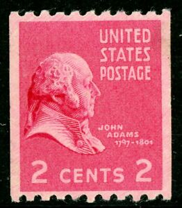 USA-1939-Adams-Horizontal-Coil-Scott-850-MNH-I984