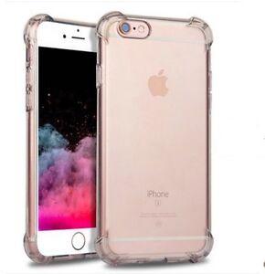 Coque-en-Gel-TPU-transparente-pour-iPhone-SE-5-6-7-8-amp-Plus-Housse-Silicone
