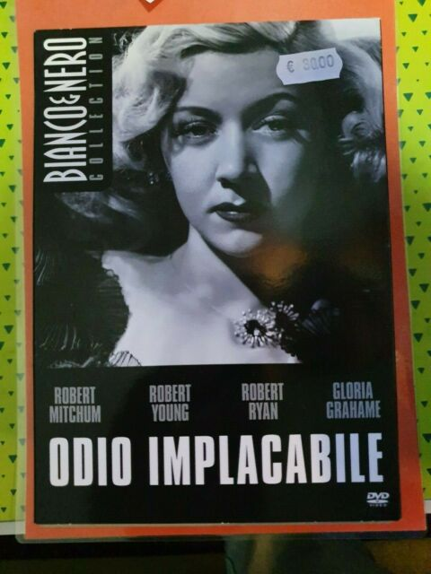 ODIO IMPLACABILE DVD SONY