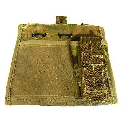 Commanders Pouch Admin Panel ~ MTP Osprey MK IV Body armour cover ~ New and Used