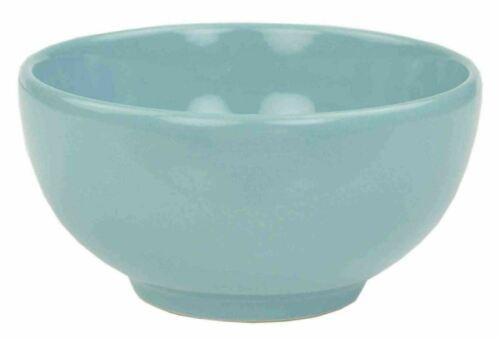 Turquoise Home Basics Ceramic Cereal Bowl CD47186