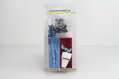 Scania Vabis 111 Hauber Sattelzugmaschine Bausatz VK-Modelle 77001