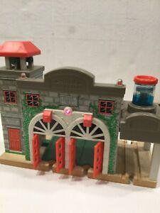 SODOR-FIRE-STATION-ENGINE-COMPANY-1-Thomas-the-Train-amp-Friends-Wooden-Railway