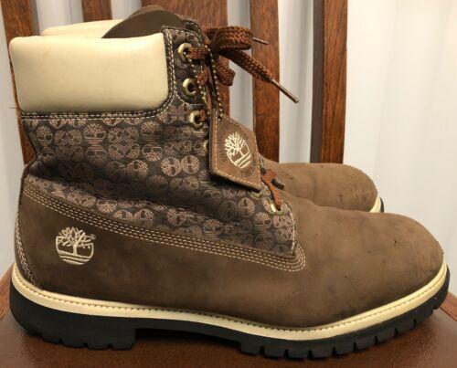 "Men's Timberland 8"" Hiking Boots Waterproof - Nubu"