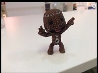 Littlebigplanet Sack Boy Ps3 Psp Toy Figure Figurine Lbp 2 Great Small Gift
