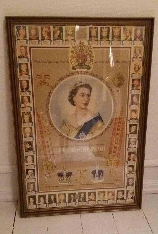 Billeder, Queen Elizabeth