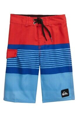 O/'Neill Toddler Boys 2T Surf Board Shorts Zigee Boardies Navy Blue White Stripe