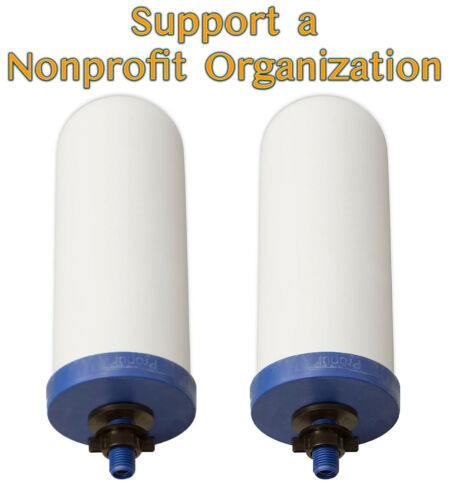 """Propur 5/"""" Filter Elements PROONE-G 2.0 5/"""" 1 PAIR SUPPORT A NONPROFIT ORG!"""