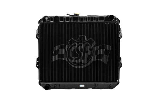 Radiator-2 Row All Metal CSF 850