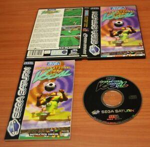 Jeux-Sega-Saturn-sega-sport-international-victory-goal-complet-VF