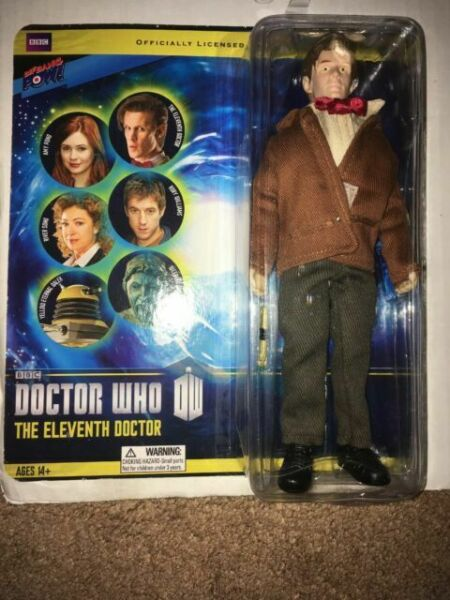 5.5 inch Doctor Who The Eleventh Doctor Ganger Action Figure Loose Toy