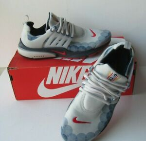 444d2b146a1a DS NIKE AIR PRESTO GPX OLYMPIC USA 848188 004 RED NAVY GREY 2016 Box ...