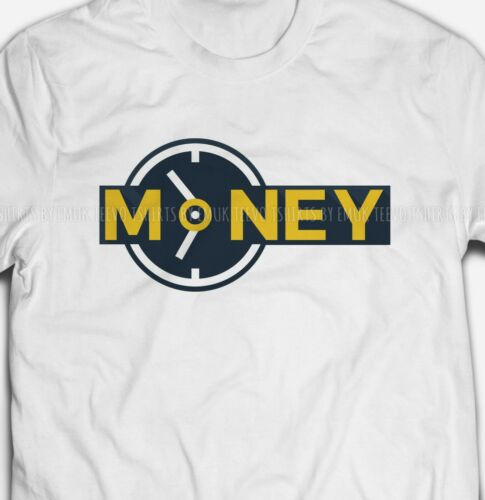 TIME IS = MONEY Business Trader Entrepreneur Work 100/% Cotton Mens T-shirts Tee
