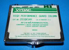 New Vydac 201GK54H High Performance guard Column