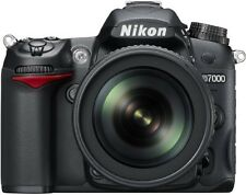 Nikon D7000 16.2 Megapixels Digital Camera - Black AF-S DX 18-105mm