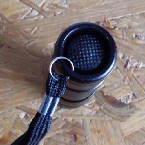 schwarz Schwarzlicht 12 LED Geocaching UV-Taschenlampe