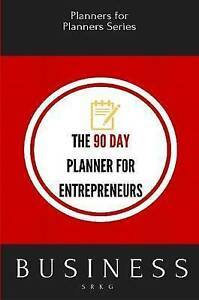 The-90-Day-Planner-for-Entrepreneurs-Brand-New-Free-P-amp-P-in-the-UK