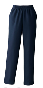 On New 39 Pants Womans Size Navy Reg Pull amp;8ps Donnkenny 8s 8p Blue Gabardine 8 qvwSfAgxq