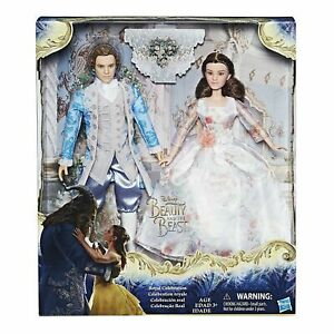 Disney-Beauty-and-the-Beast-Royal-Celebration-Princess-Doll-Belle-amp-Prince