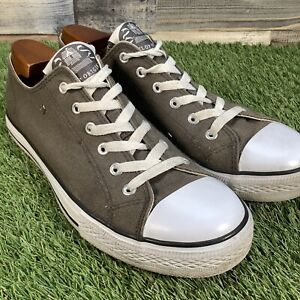 UK9-5-Dunlop-Retro-Style-Canvas-Shoes-Low-Top-Casual-Trainers-EU43-5