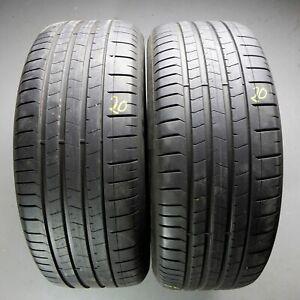 2x-Pirelli-P-Zero-MO-275-50-r20-113-W-Dot-4618-6-mm-pneus-d-039-ete