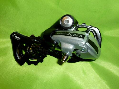 Shimano ACERA RD-M360 SGS 7//8 Schaltwerk MTB Mountainbike Trekking Fahrrad NEU
