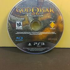 God of War Collection (PS3) USED AND REFURBISHED (DISC ONLY) #10812