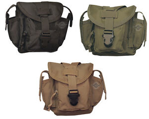 Ammo-Dump-Pouch-With-2-Mag-Pouches-Attach-to-Vests-Platform-or-Range-Bag-DP-5S