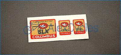 Bicycle Columbus SLX DE ROSA Rinforzi Elicoidali Frame /& Fork Decals Stickers