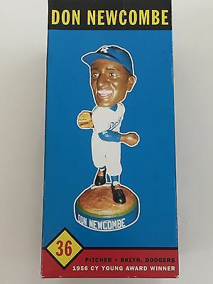 Dodgers Stadium Exclusive Bobblehead Don Newcombe Pitcher Brooklyn Baseball New