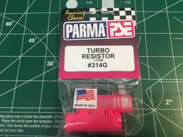 PARMA #314-G 2 Ohm Turbo Resistor For Parma Turbo Controllers
