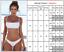 Indexbild 2 - Sommer Damen Sexy Gepolstert Bikini BH Set Strand Push Up Bademode Badeanzug