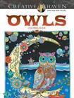 Creative Haven Owls Coloring Book by Marjorie Sarnat (Paperback, 2015)