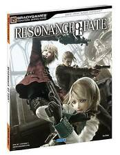Resonance of Fate Signature Series Strategy Guide (Bradygames-ExLibrary