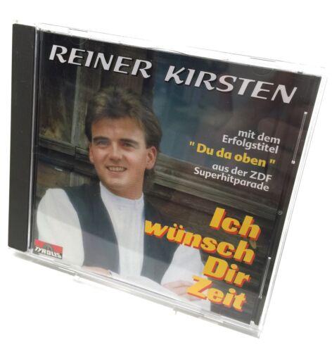 1 von 1 - Musik CD • Ich Wünsch Dir Zeit • Reiner Kirsten (1998)