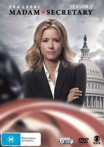 Madam-Secretary-Season-2-DVD-NEW-Region-4-Australia