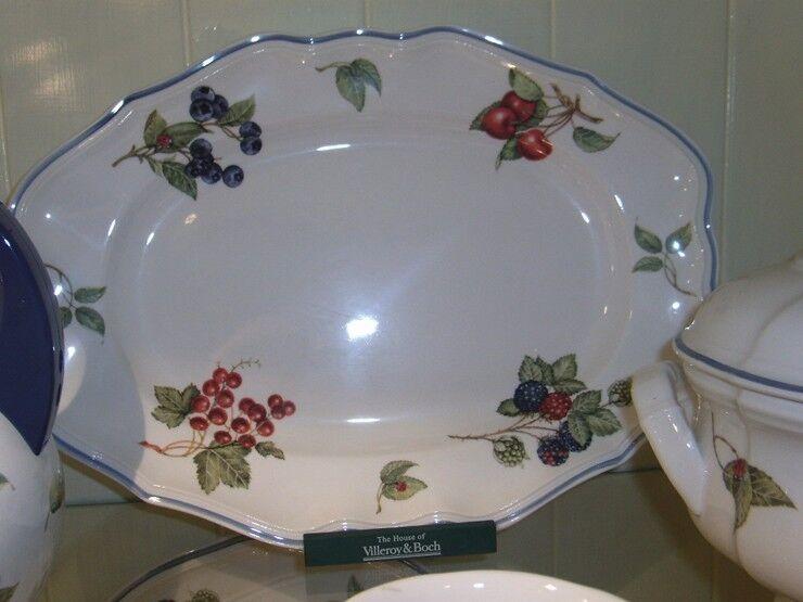 Villeroy & Boch COTTAGE Piatto Ovale 37 cm Rif. 2920