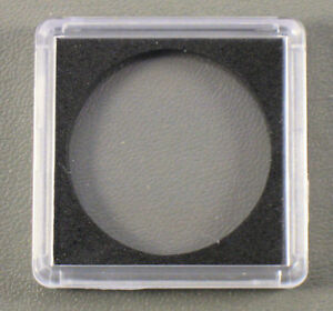 10 2x2 Guardhouse Tetra Plastic Snaplock Coin Holders For Silver Eagle Ebay
