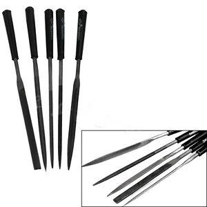 5Pcs-3-140-5mm-Mini-Assorted-Hand-File-Wood-Rasp-Set-Model-Polishing