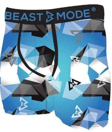 Beast Mode Underwear Explosive Blue