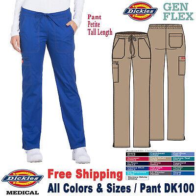 Dickies Pantaloni da donna con elastico in vita