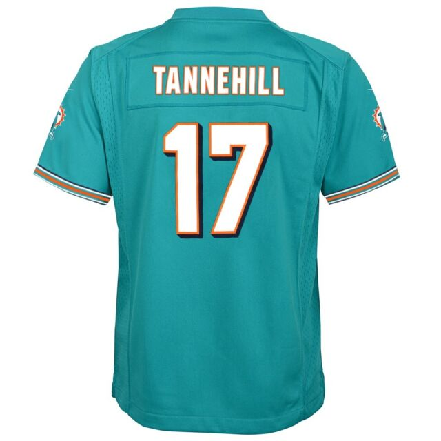 quality design e371a bed18 Nike on Field Miami Dolphins Ryan Tannehill #17 NFL Jersey - Youth Boys XL