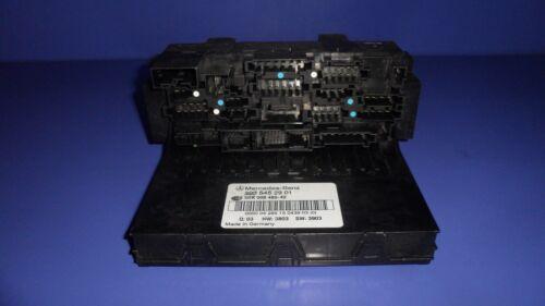 Mercedes W203 C220 CDI Système Électrique Central Fusible Module Sam 2035452901