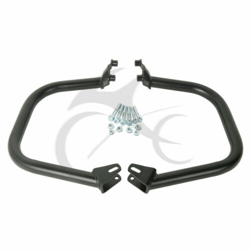 "1 1//4/"" Engine Guard Crash Bar For Harley Street 500 750 15-2020 Rod XG750 17-20"