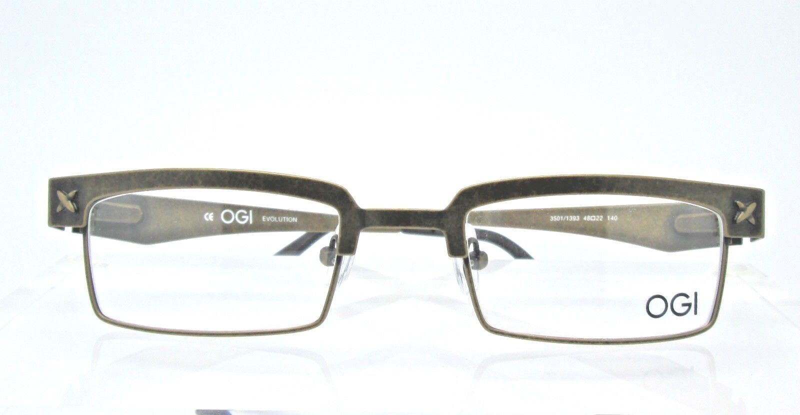 6c7f30baed6 OGI Eyewear 3501 Evolution Womens Mens Glasses Eyeglasses Frames ...