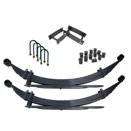 "Toyota LandCruiser 7879 Series 4"" Rear Lift Kit 400600Kg"